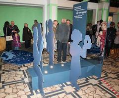 Ausstellung im Kulturhaus in Goldberg