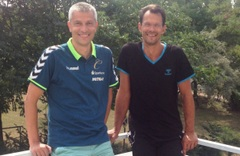 Neuer Co Trainer Mircea Dudas
