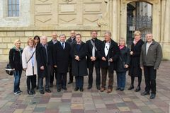 Delegationsbesuch des Landrates Frank Bannert im polnischem Partnerlandkreis Pajeczno