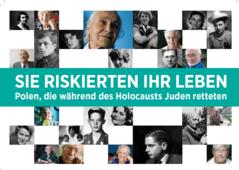 """""""Sie riskierten ihr Leben – Polen die während des Holocausts Juden retteten"""""""