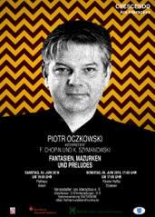 Chopin und Szymanowski interpretiert durch Piotr Oczkowski